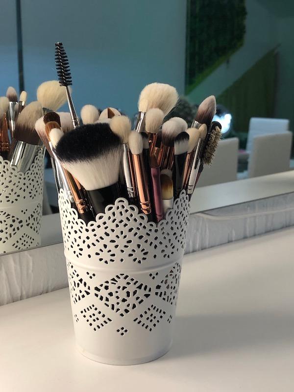 Paletas de maquillaje profesional