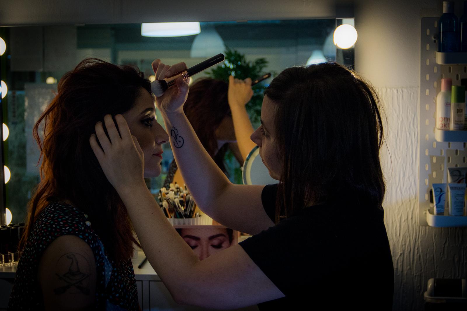 Servicio de maquillaje profesional